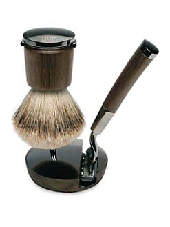 Acqua Di Parma - Razor & Brush Deluxe Stand Set