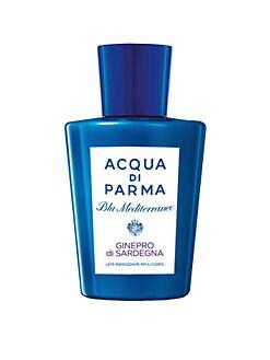 Acqua Di Parma - Ginepro di Sardegna Energizing Body Milk/6.7 oz.