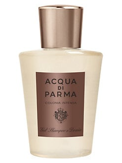 Acqua Di Parma - Intensa Hair & Shower Gel/6.7oz