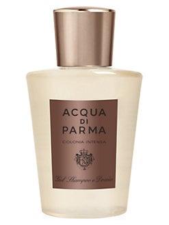 Acqua Di Parma - Intensa Hair & Shower Gel/6.7 oz.