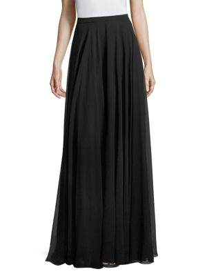 Chiffon Long Skirt plus size,  plus size fashion plus size appare
