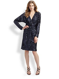 Teri Jon - Sequined Dress