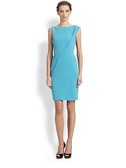 Teri Jon - Crepe Dress