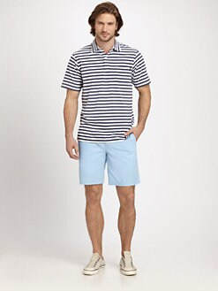 Vineyard Vines - Striped Jersey Polo