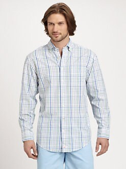 Vineyard Vines - Bright Plaid Sportshirt