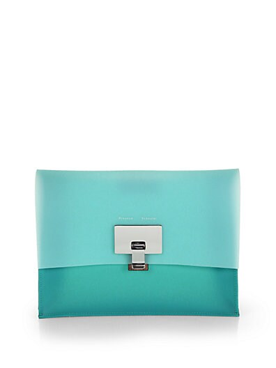 Large Silicone Lunch Bag Clutch