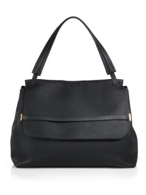 The Row Top Handle 14 Satchel