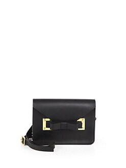 Sophie Hulme - Bow Mini Envelope Shoulder Bag