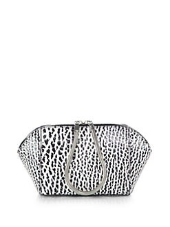Alexander Wang - Chastity Cosmetic Pouch/Silvertone