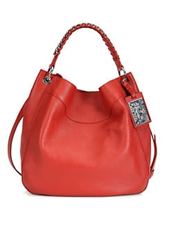 Ralph Lauren Collection - Chain Handle Hobo