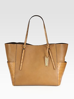 Michael Kors - Gia Two-Textured Tote