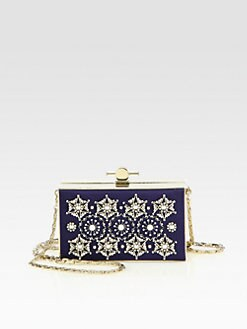 Jason Wu - Karlie Embellished Box Clutch