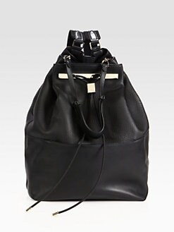 The Row - Convertible Hobo Backpack