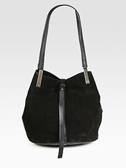 The Row - Suede Garden Tote