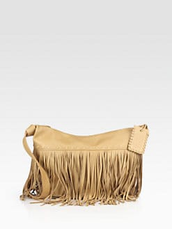 Ralph Lauren Collection - Fringed Shoulder Bag