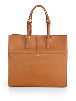 Giorgio Armani - Large Leather Tote