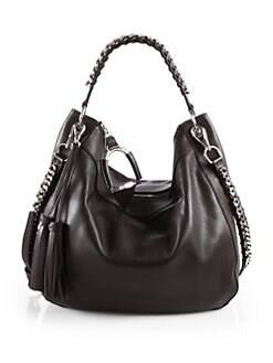 Ralph Lauren Collection - Stirrup Chain Hobo