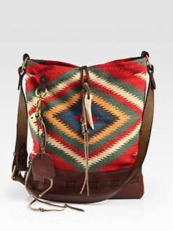 Ralph Lauren Collection - Serape Shoulder Bag