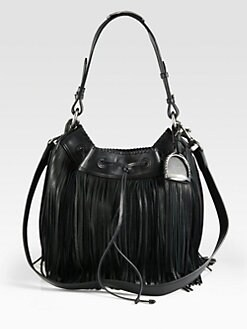Ralph Lauren Collection - Fringe Satchel