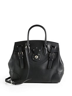 Ralph Lauren Collection - The Soft Ricky Satchel