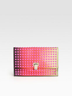 Proenza Schouler - Lunch Bag Small Degrade Dots Clutch