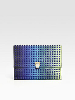 Proenza Schouler - Lunch Bag Large Degrade Dots Clutch