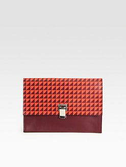 Proenza Schouler - Lunch Bag Small Printed Clutch