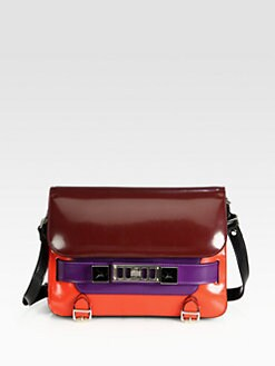 Proenza Schouler - PS11 Colorblock Classic Shoulder Bag