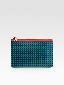 Proenza Schouler - Printed Zip Pouch
