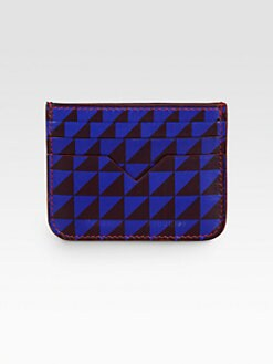 Proenza Schouler - Printed Card Holder