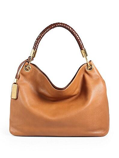 Skorpios Leather Shoulder Bag
