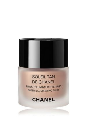 SOLEIL TAN DE CHANELSheer Illuminating Fluid