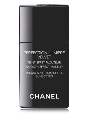 PERFECTION LUMIÈREVelvet Smooth-Effect Makeup Broad Spectrum SPF 15 Sunscreen