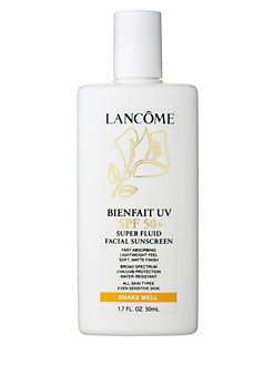 Lancome - Bienfait UV SPF 50+ Facial Sunscreen/1.7 oz.