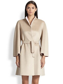 Max Mara - Reversible Cashmere-Blend Coat