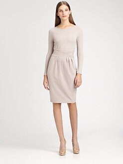 MaxMara - Jersey Dress
