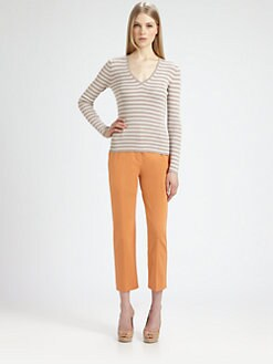MaxMara - Bagagli V-Neck Sweater