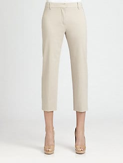 MaxMara - Cropped Pants