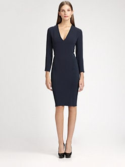 MaxMara - Cady Panel Dress