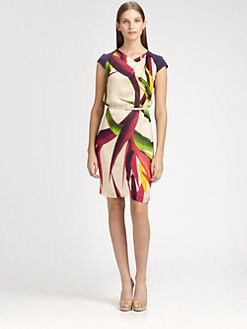 MaxMara - Harry Printed Dress
