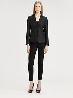 MaxMara - Panfilo Two-Button Jacket