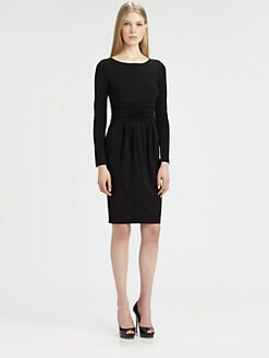 MaxMara - Angolo Jersey Dress