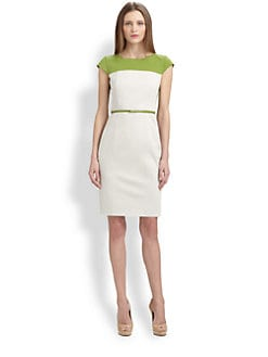 MaxMara - Aramis Colorblock Dress