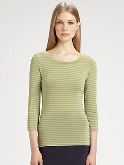 MaxMara - Nervo Striped Tee