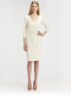 MaxMara - Senegale Jersey Dress