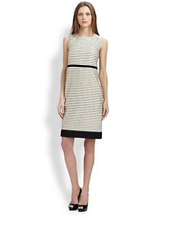 MaxMara - Paggio Stripe Dress