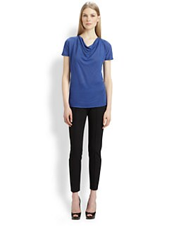 MaxMara - Mambo Drape Tee