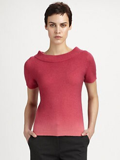 MaxMara - Ombré Sweater Top