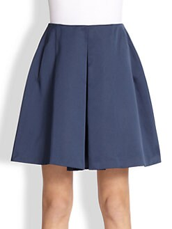 MaxMara - Pleated Skirt