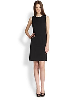 MaxMara - Contrast Trim Dress